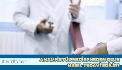 anal fistül neden olur, nasıl tedavi edilir
